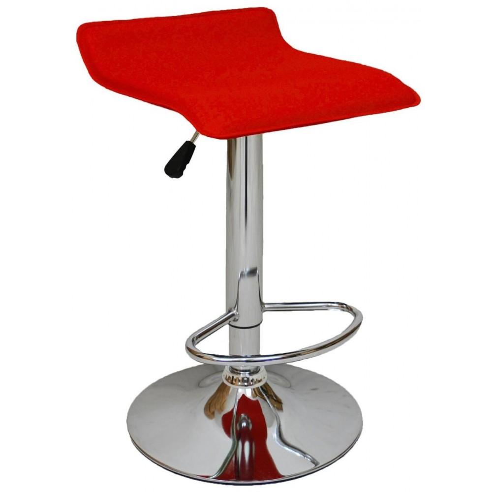 Барный стул хокер Bonro B-688 Red