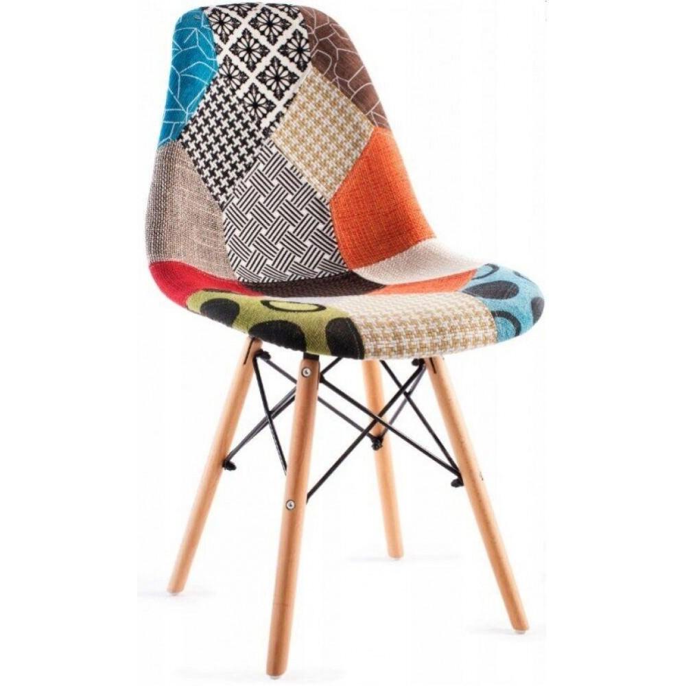 Кресло Bonro В-439 PW Patchwork