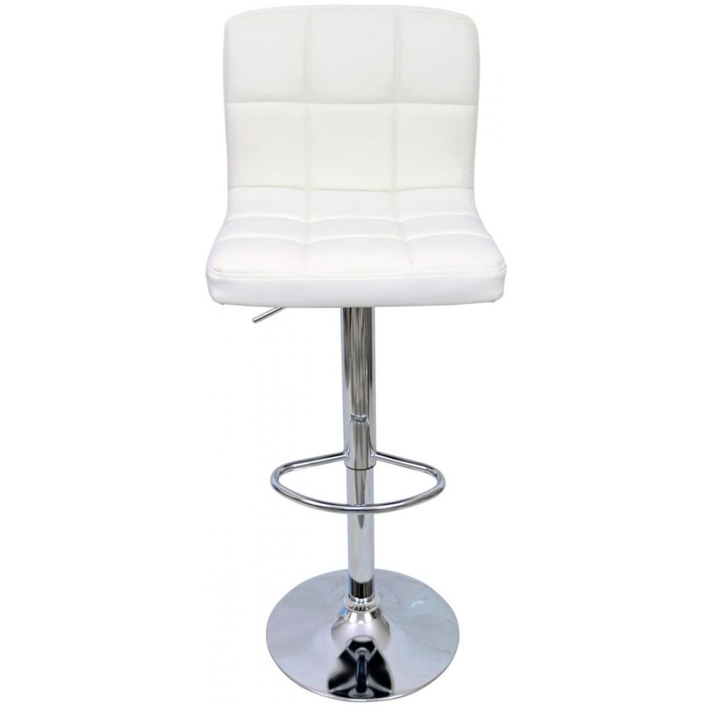 Барный стул хокер Bonro B-628 White