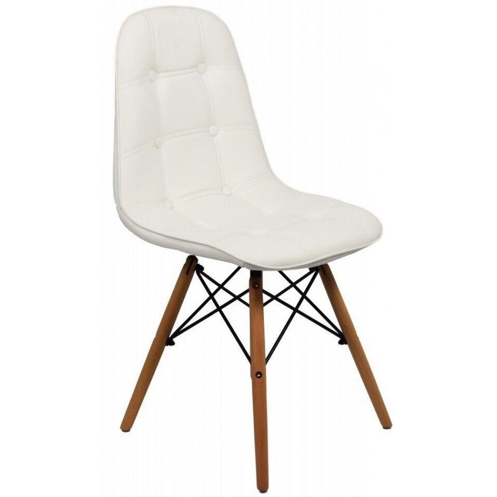 Кресло Bonro B-400 белое