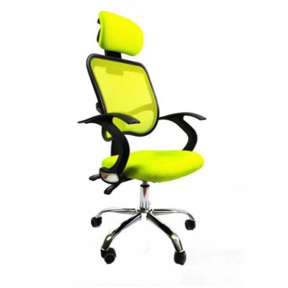 Кресло офисное Ergo D05 green