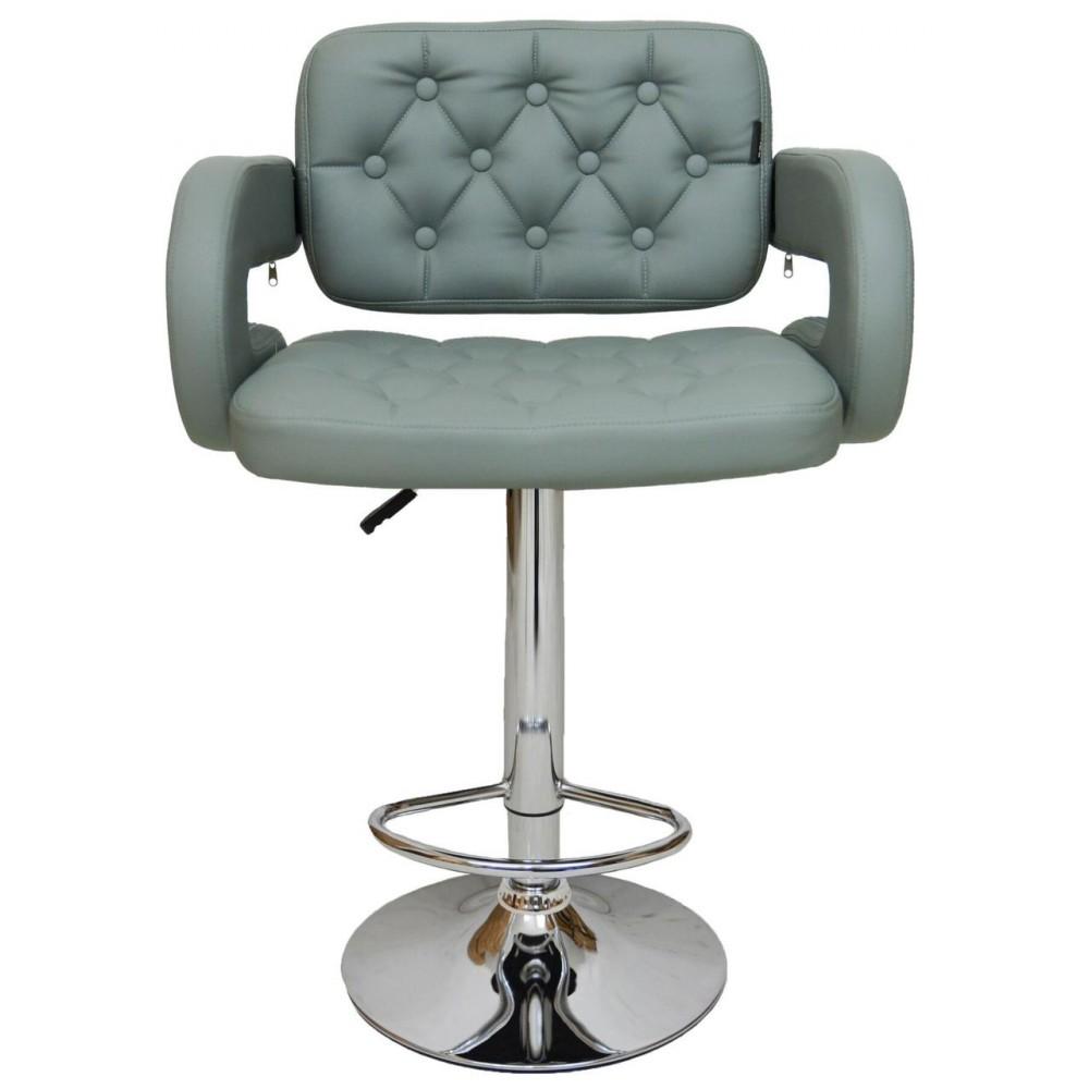Барный стул хокер Bonro B-823A Grey