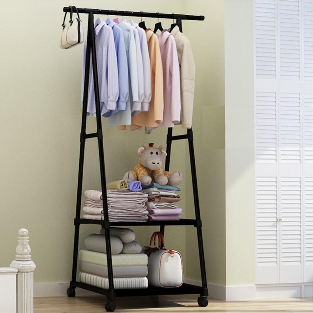 Вешалка передвижная для одежды The New Coat Rack 365 CR