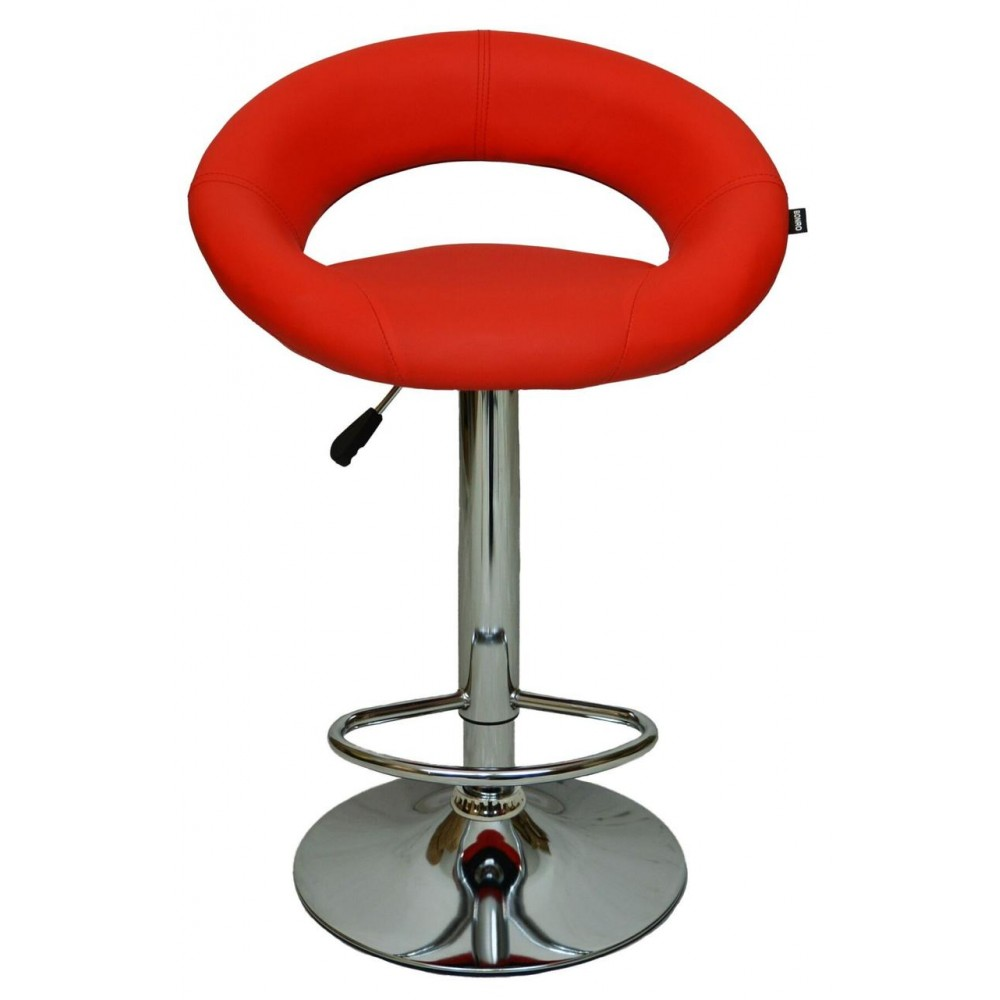 Барный стул хокер Bonro-650 Red