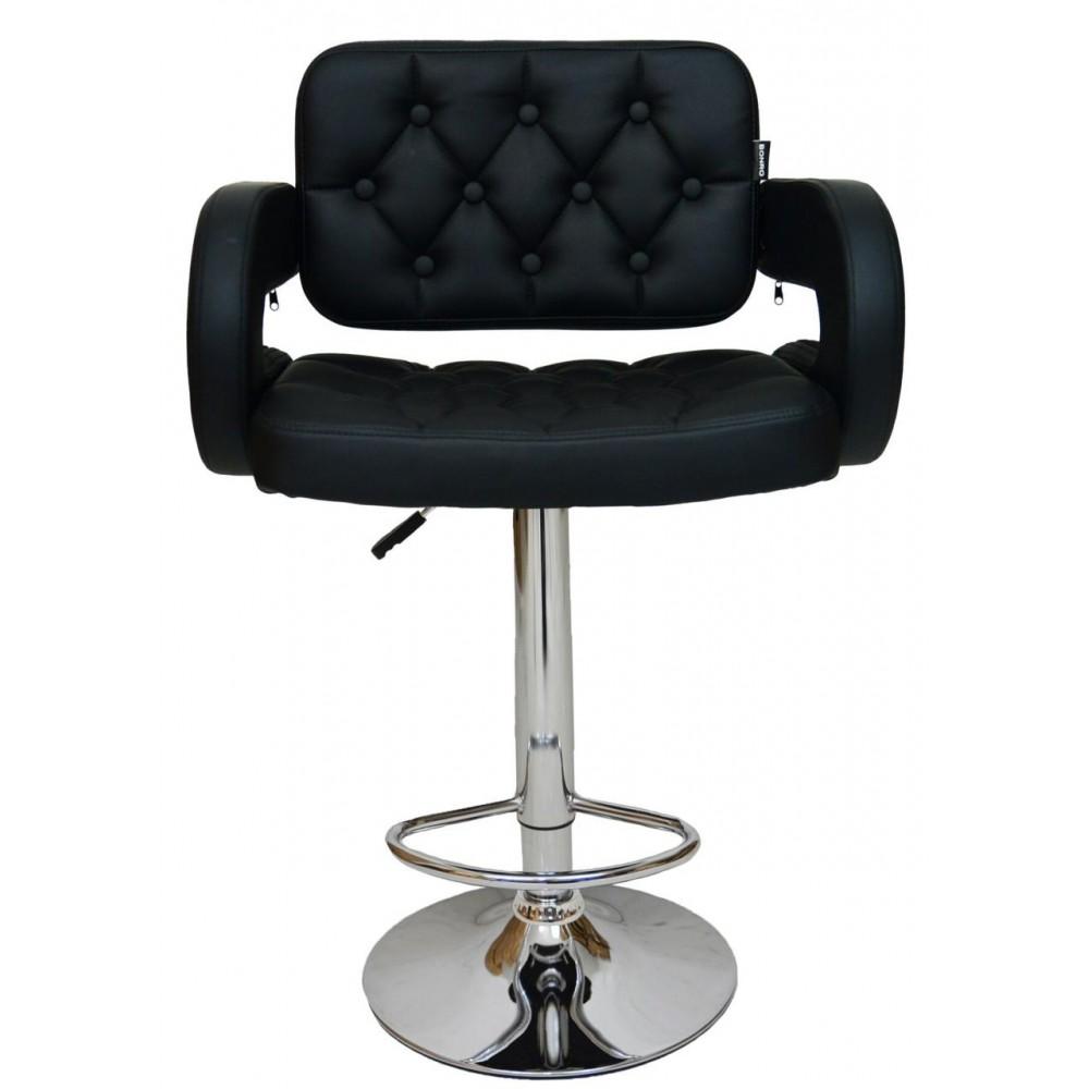 Барный стул хокер Bonro B-823A Black