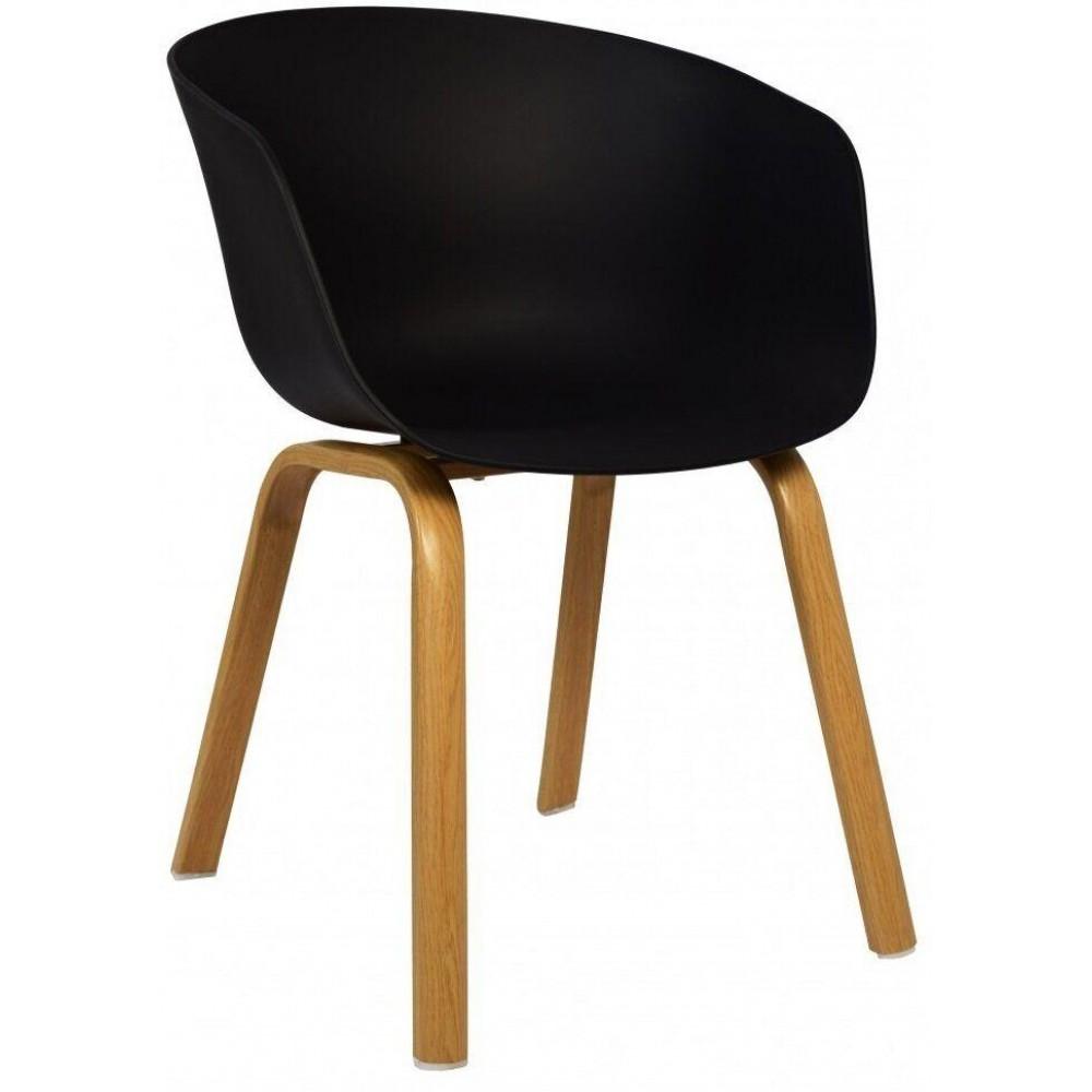 Кресло Bonro B-496 черное