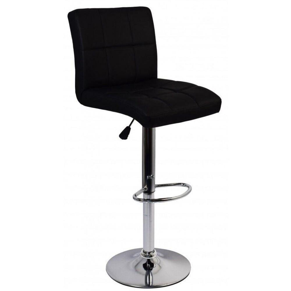 Барный стул хокер Bonro B-628 Black