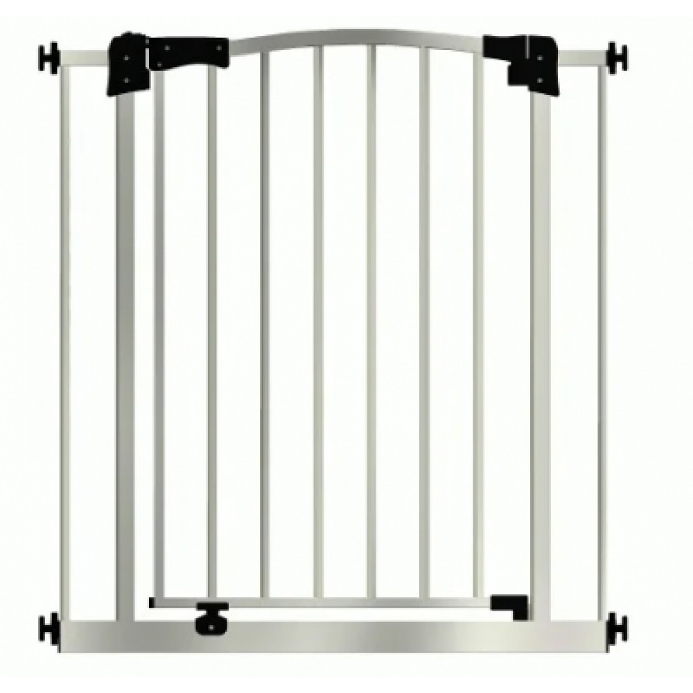 Детские ворота безопасности, межкомнатный барьер Maxigate 93-102 см