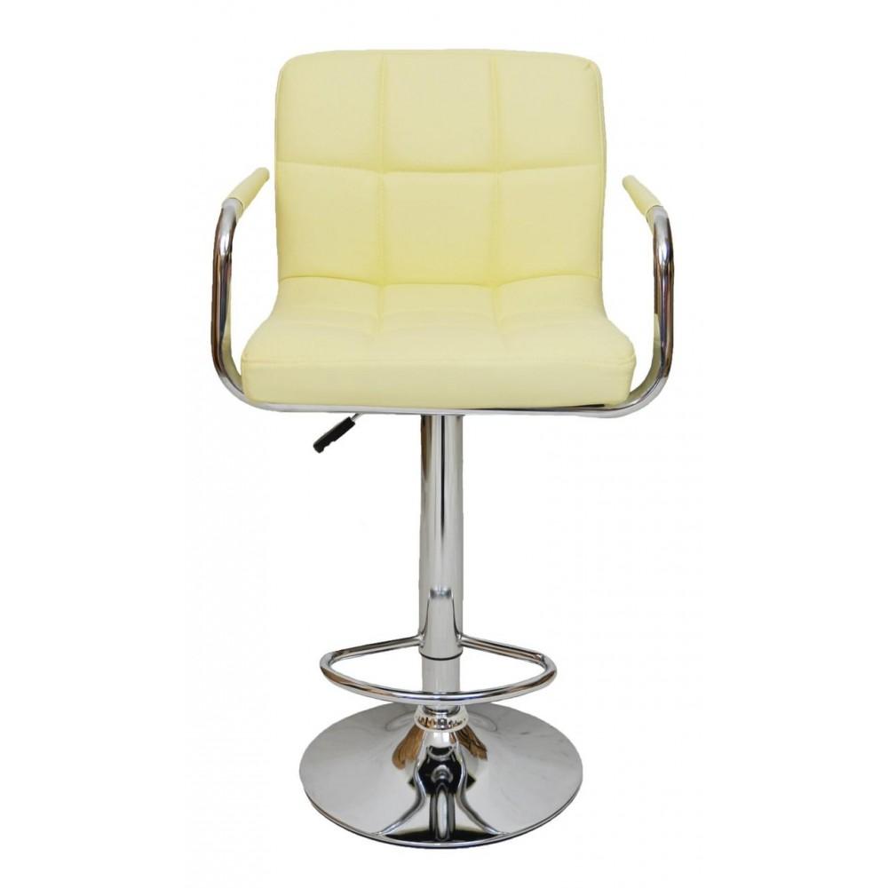 Барный стул хокер Bonro B-628-1 Beige