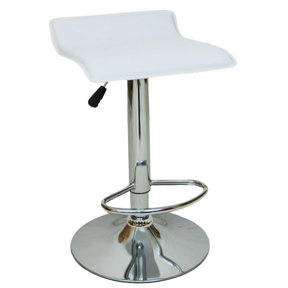 Барный стул хокер Bonro B-688 White