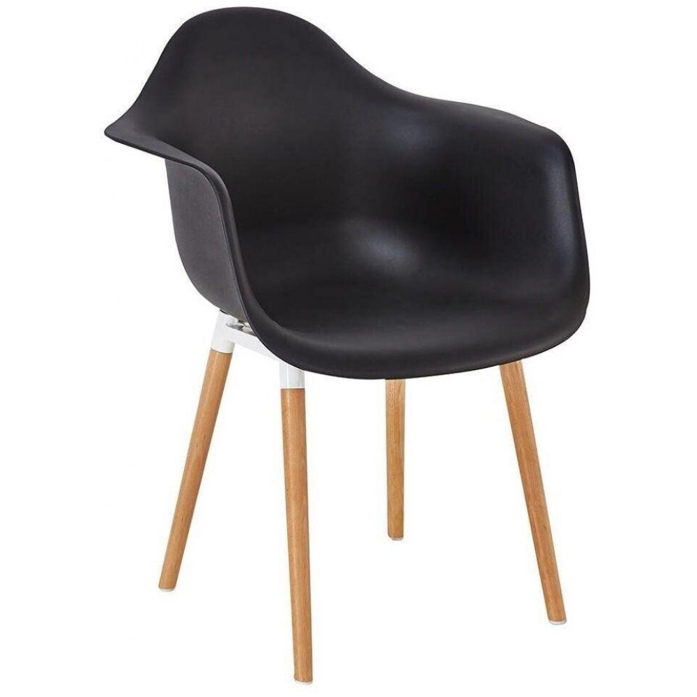 Кресло Bonro В-438 черное