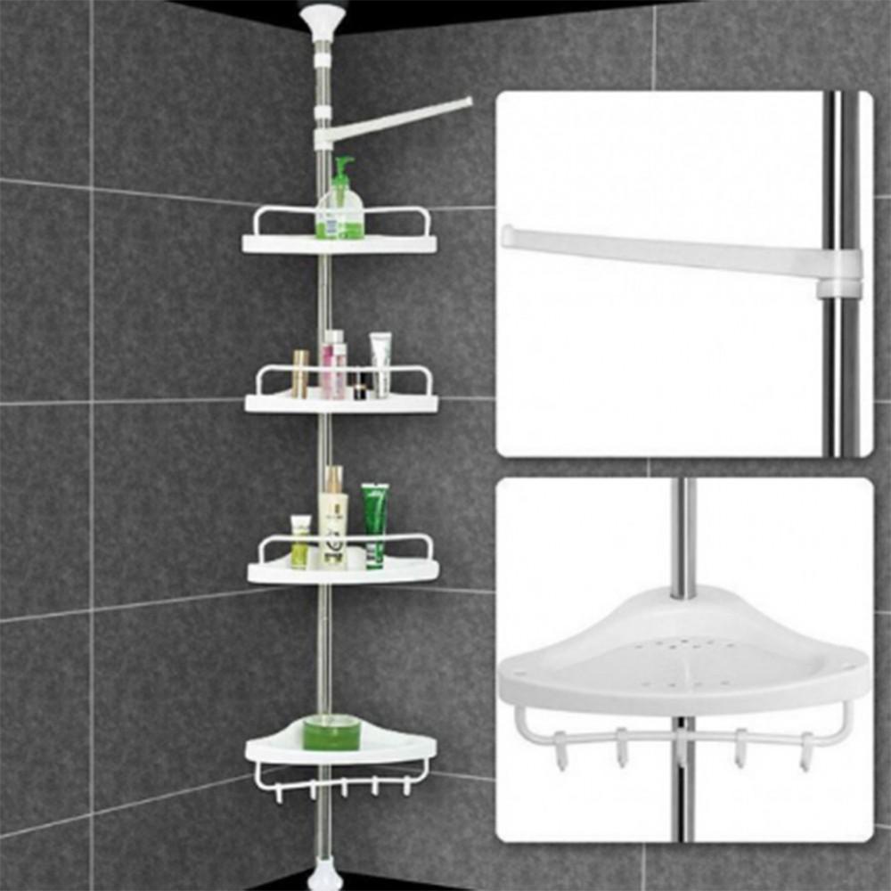 Полка угловая для ванной комнаты Multi Corner Shelf 363 CO