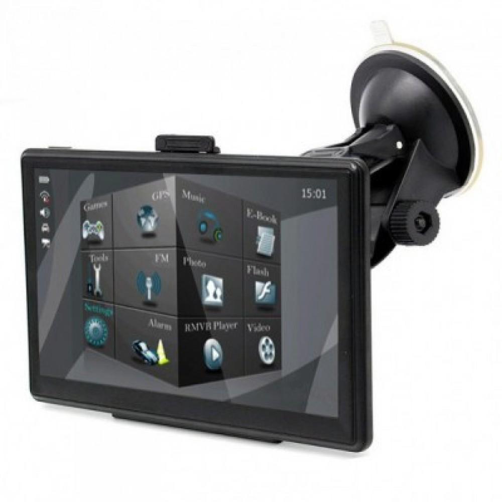 """Навигатор Terra X75, экран 7"""""""