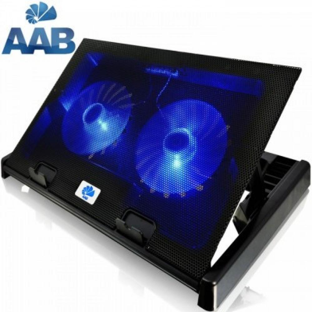 Подставка для ноутбука AAB Cooling NC80 Black