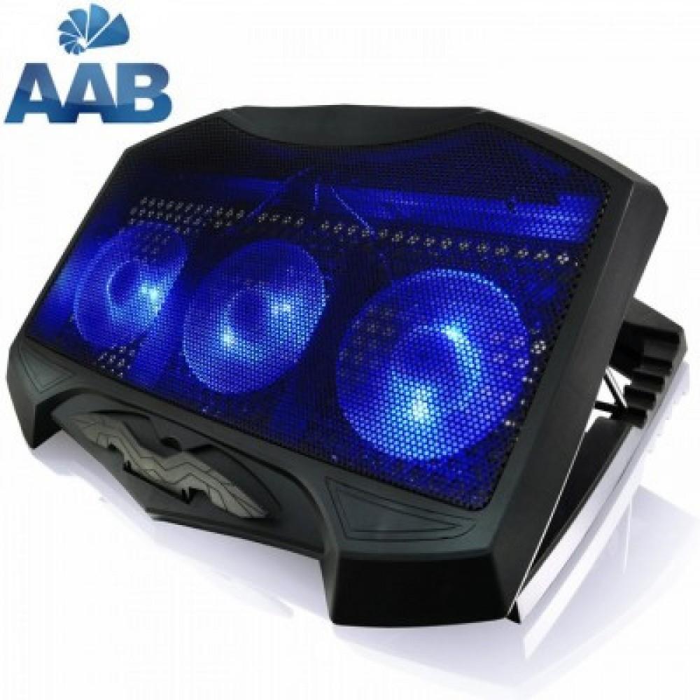 Подставка для ноутбуков AAB Cooling NC87 Black