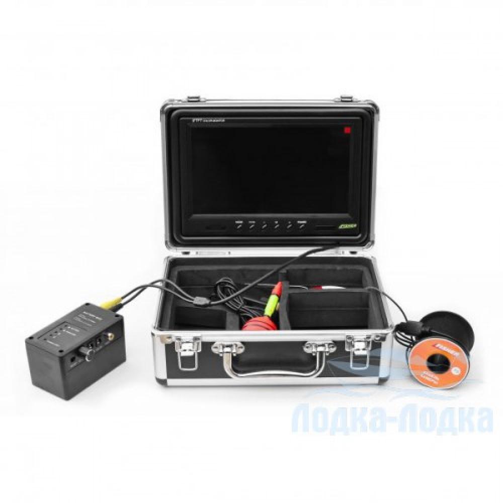 Подводная камера Fisher CR110-9S кабель 15м с отключением LED