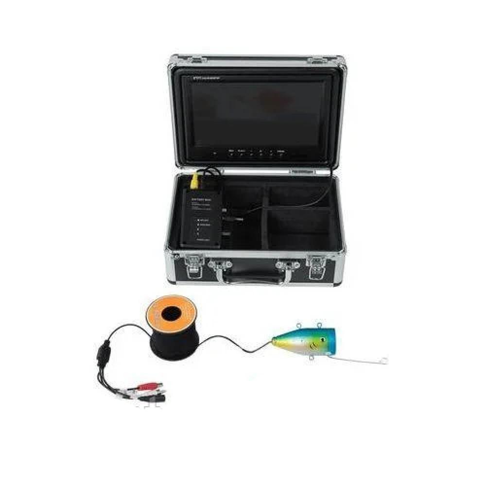 Подводная камера Fisher CR110-9L кабель 15м с отключением LED
