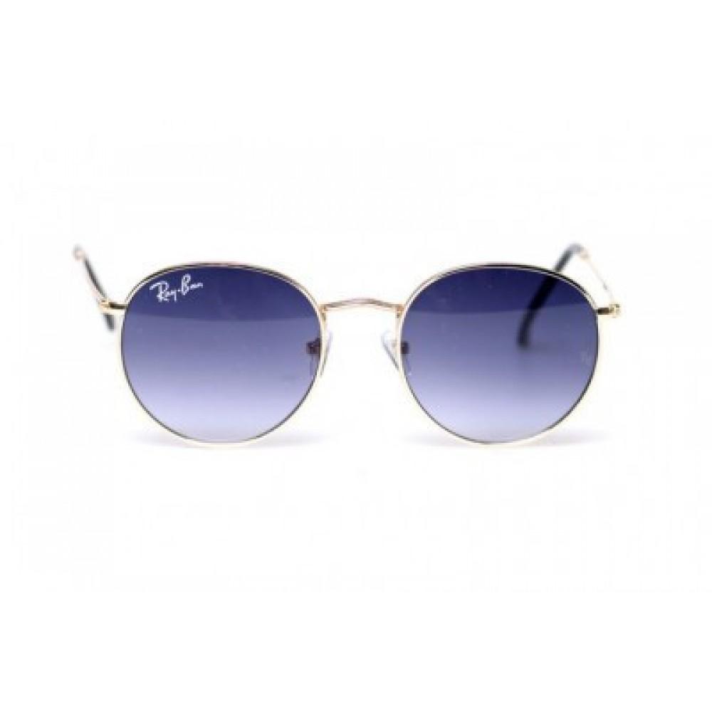 Солнцезащитные очки Ray Ban Round Metal 6002-BG, унисекс