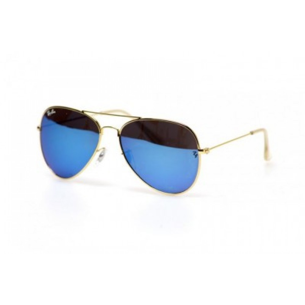 Солнцезащитные очки RAY BAN AVIATOR 3025W3278, унисекс