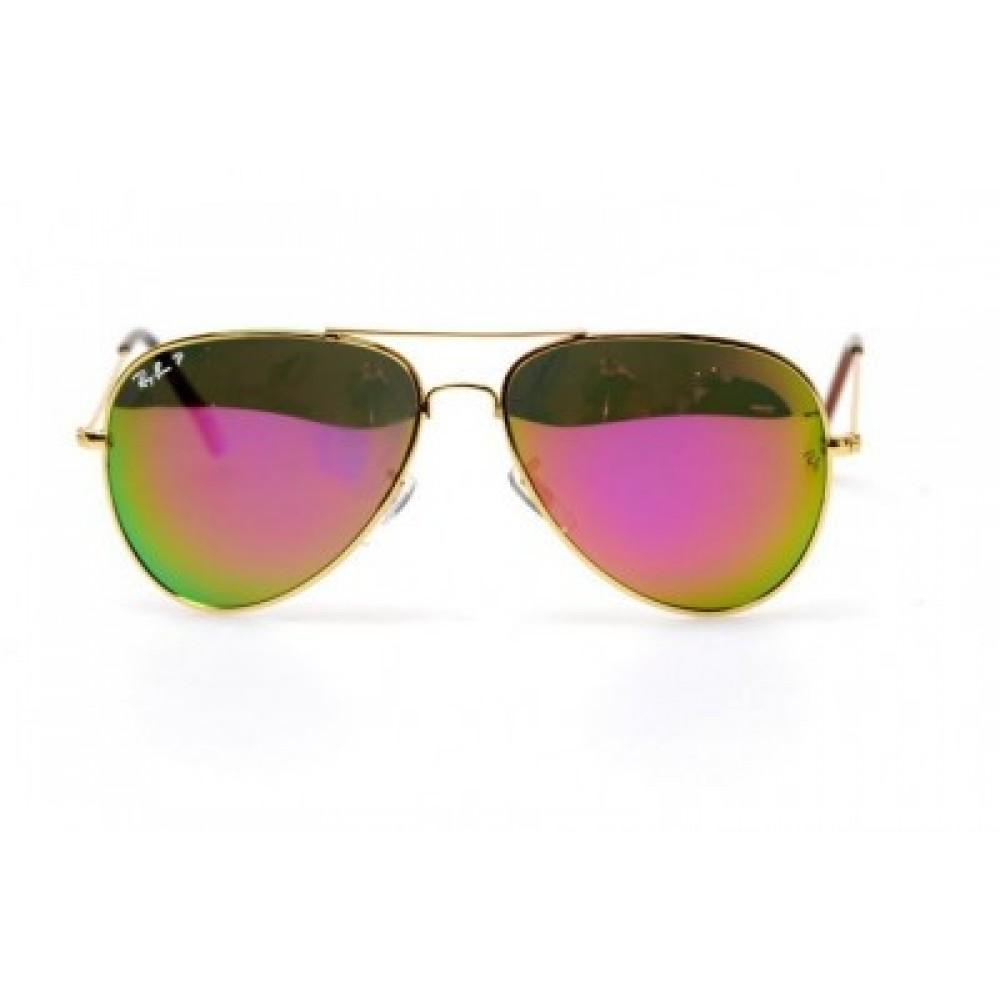 Солнцезащитные очки Ray Ban Aviator 3026W019Z2P, унисекс