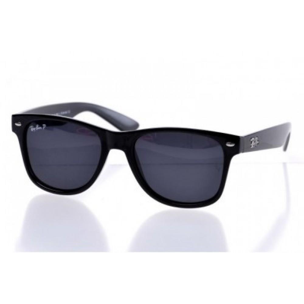 Солнцезащитные очки Ray Ban Wayfarer 2140-901P, унисекс