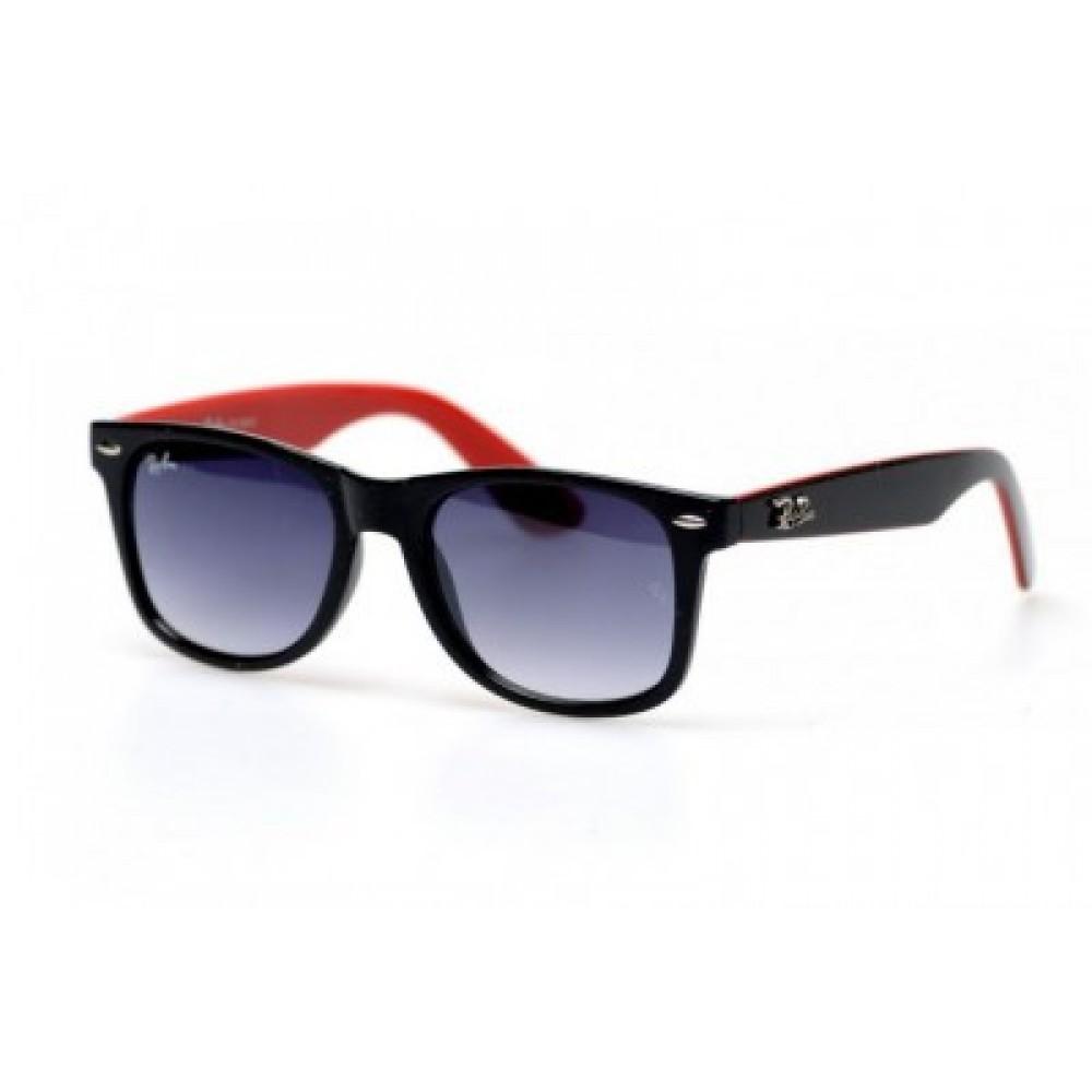 Солнцезащитные очки Ray Ban Wayfarer 2140-C3, унисекс