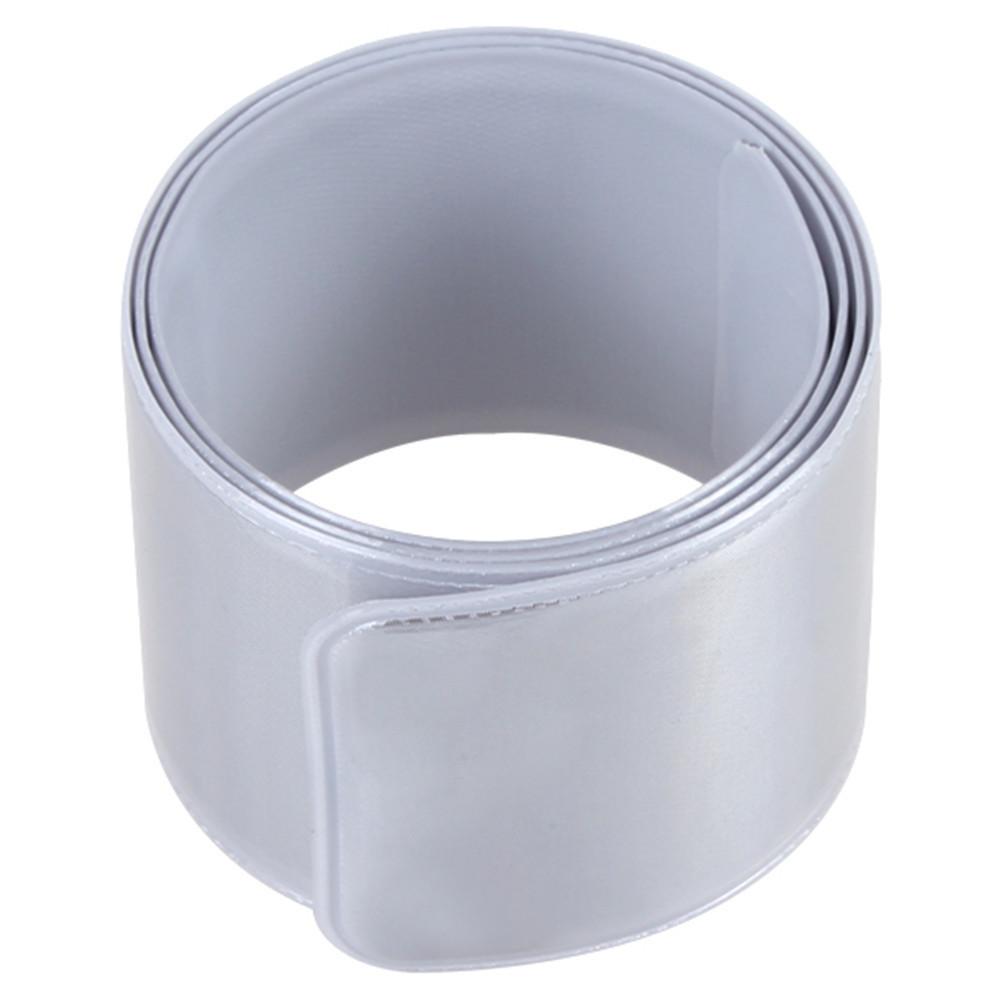 Светоотражающие ленты браслеты набор 4 штуки