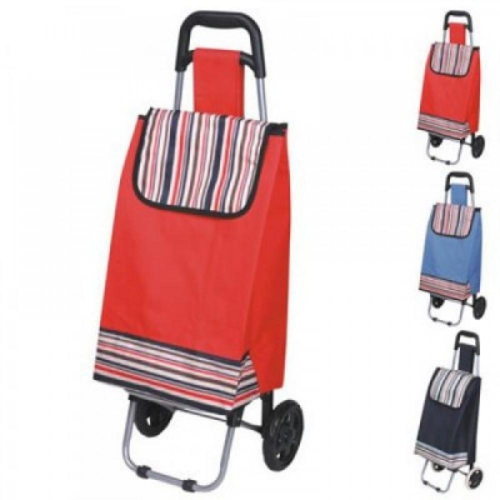 Тачка-сумка хозяйственная для покупок 90 см MH-1895