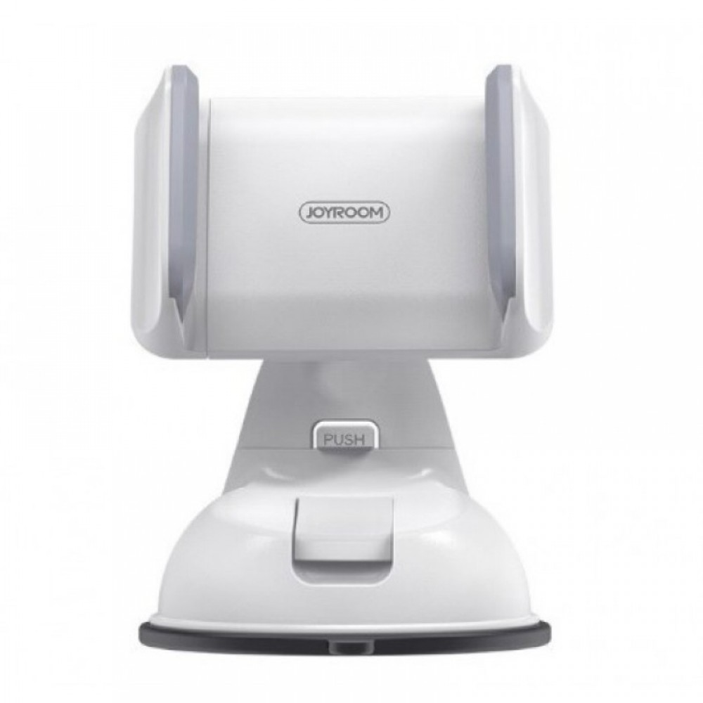 Автодержатель Joyroom JR-OK1 Single pull suction cup holder White