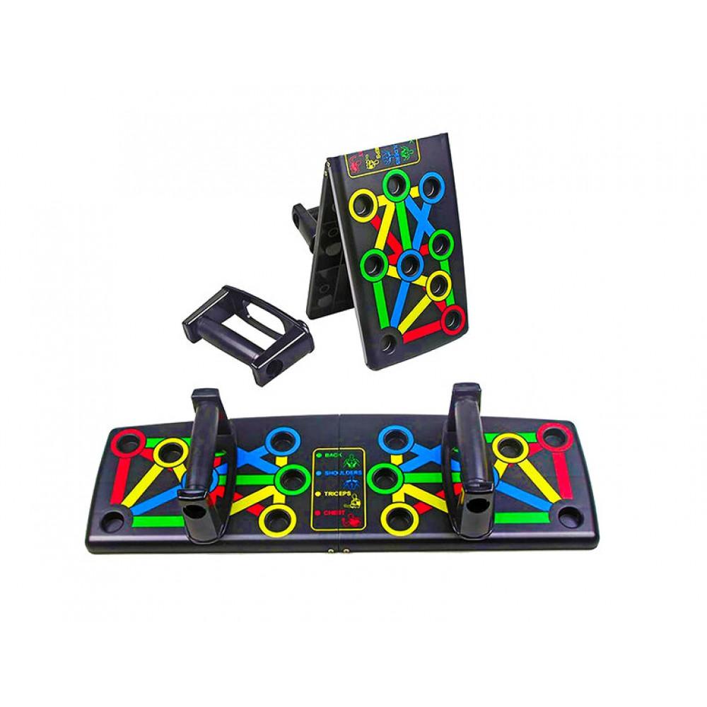 Платформа для отжиманий push up rack board