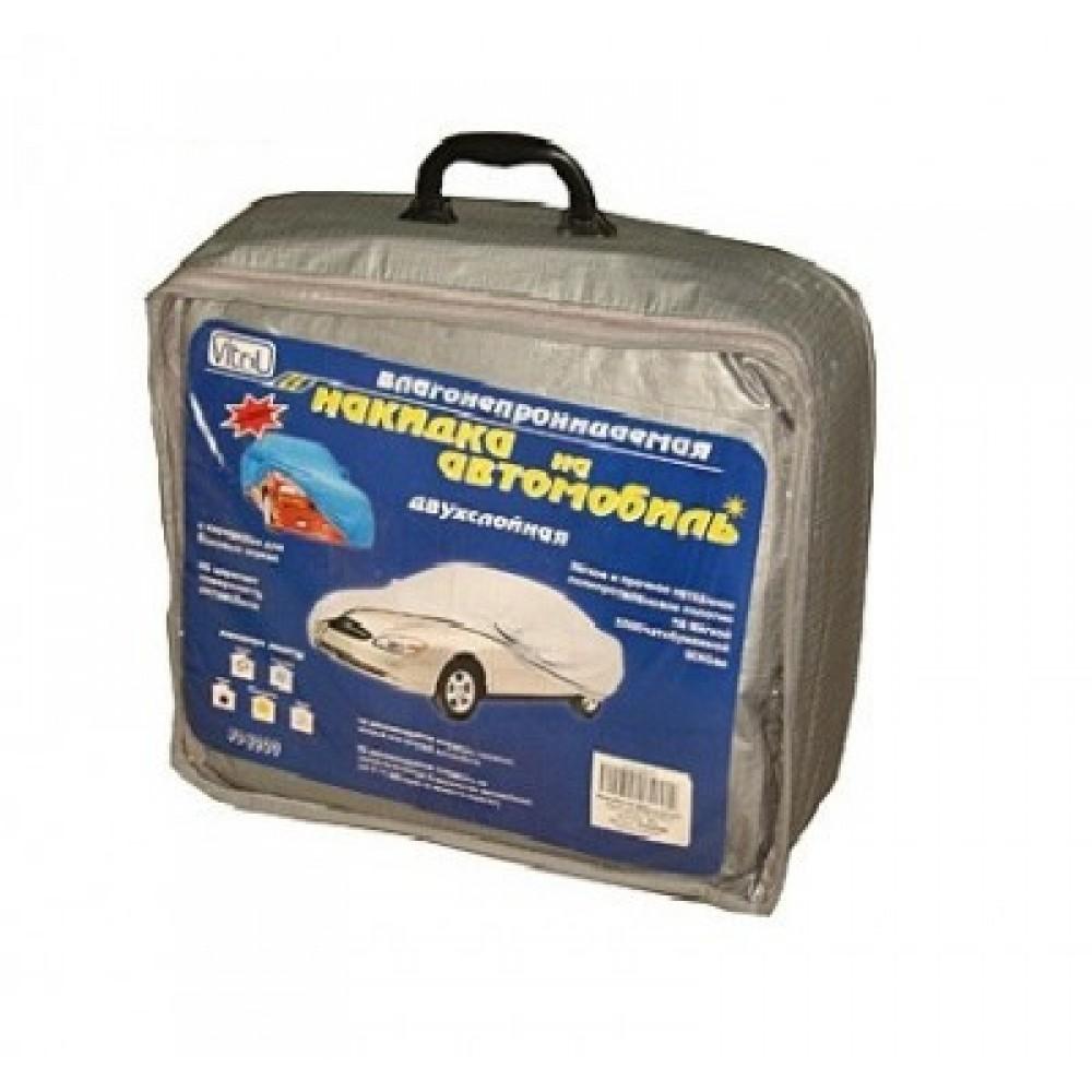 Тент на машину седан Vitol FD3000 S полиэстер 406x165