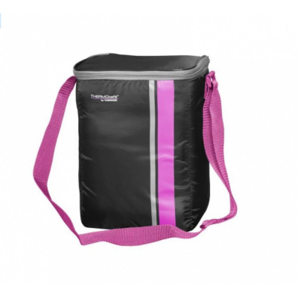 Термосумка ThermoCafe 12Can Cooler 9 л розовая
