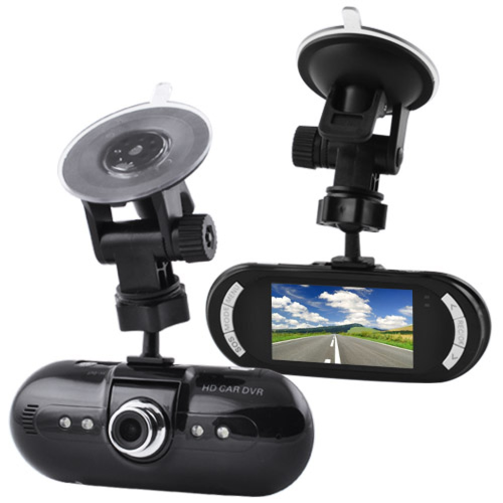 """Автомобильный видеорегистратор Terra 188, LCD 2.4"""""""