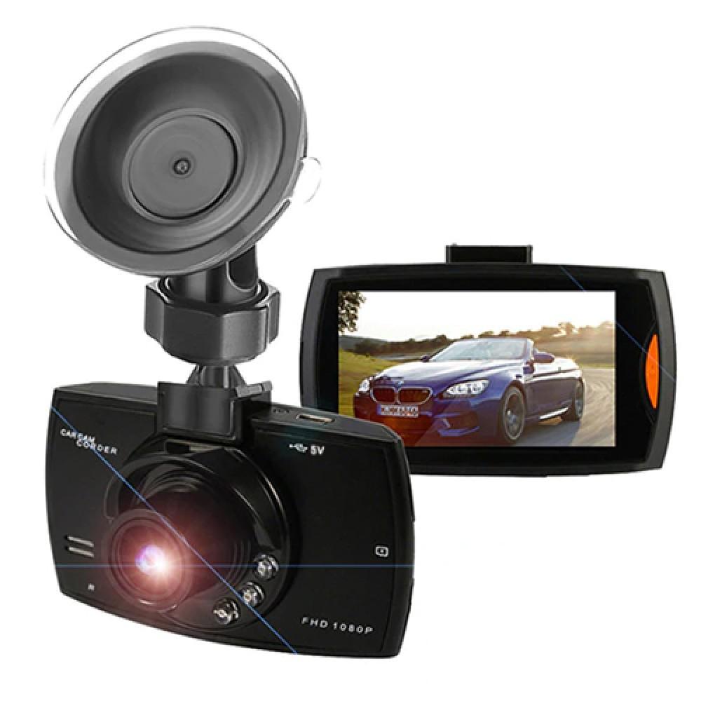 """Автомобильный видеорегистратор Terra 258, LCD 2.4"""""""
