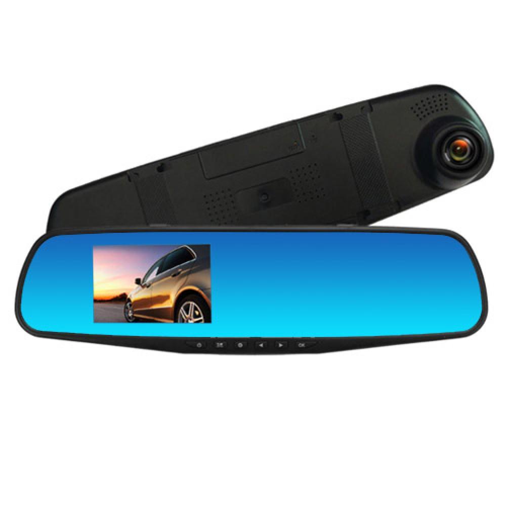 Автомобильный видеорегистратор Terra X600, металл, две камеры