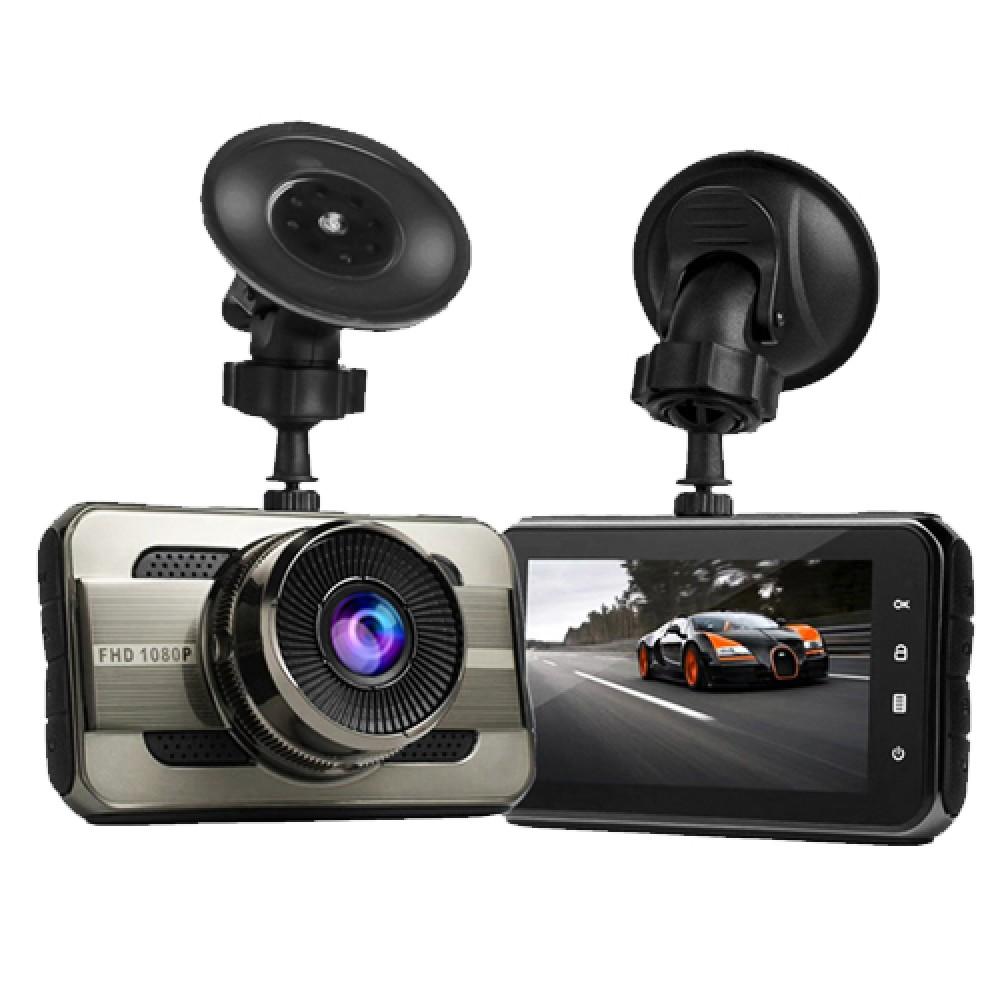 Автомобильный видеорегистратор Terra L600F, LCD 2.7''