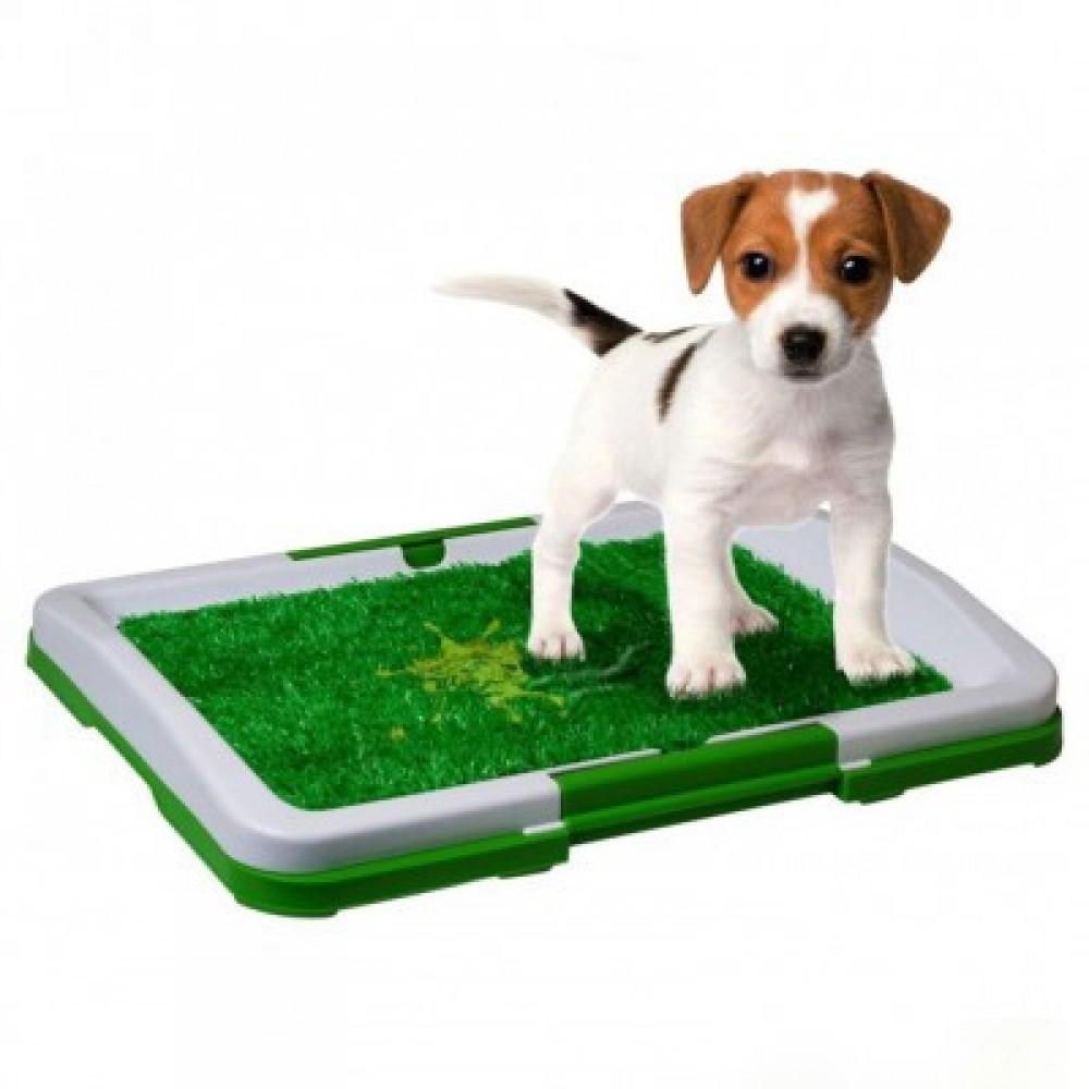 Туалет лоток для собак 3 уровня Puppy Potty Pad